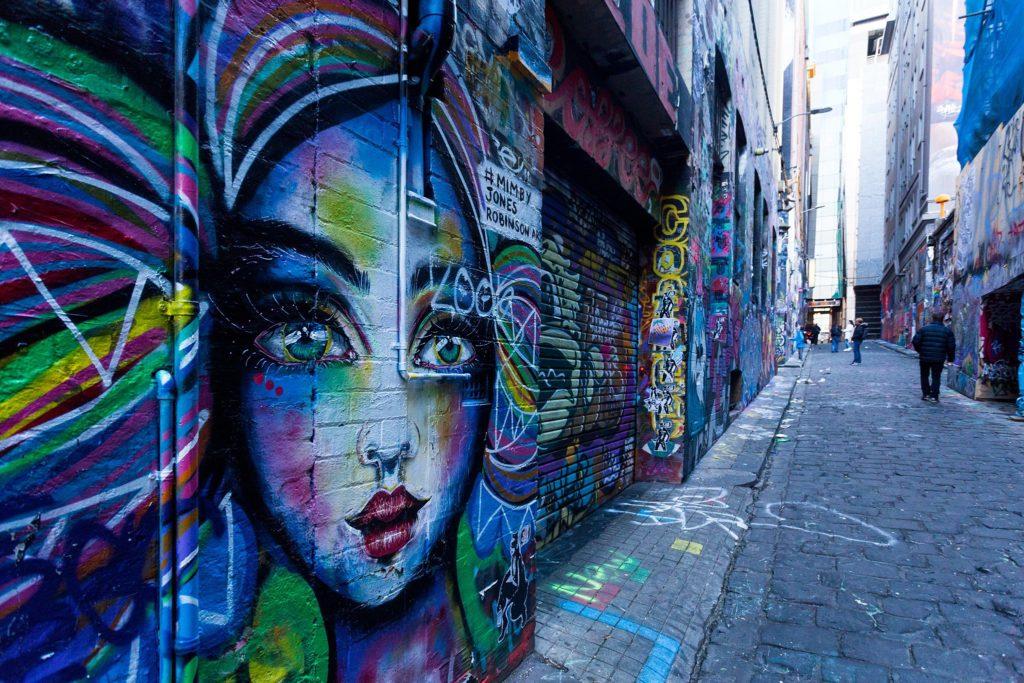 Melbourne lanes