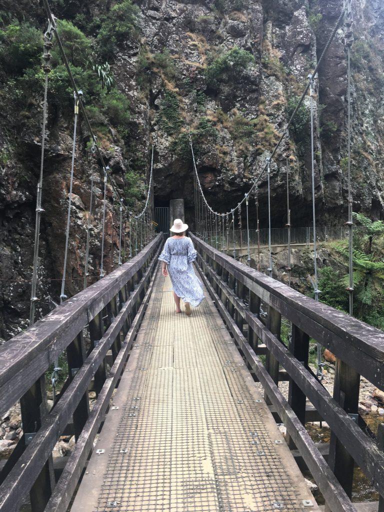Karangahake Gorge, Windows Track