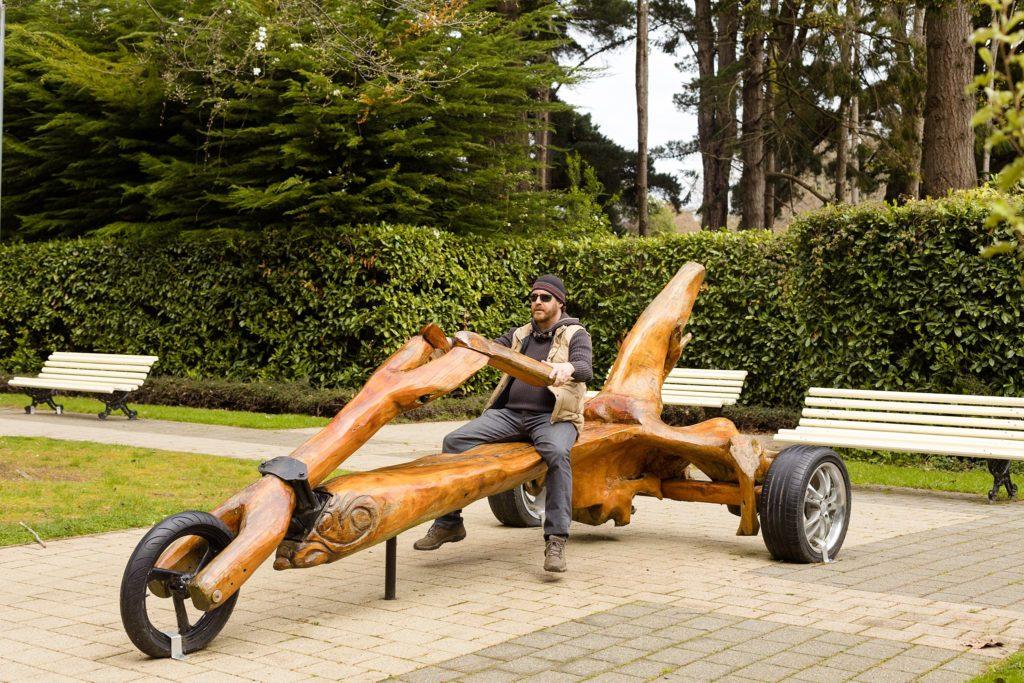 Queens Park Invercargill Motorcycle