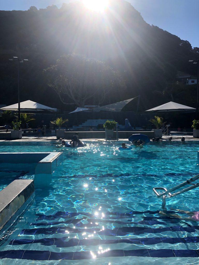 Mount hot pools