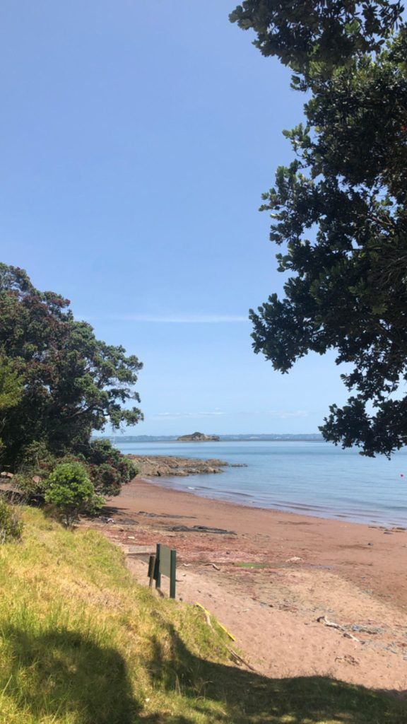 Administration Bay Motutapu
