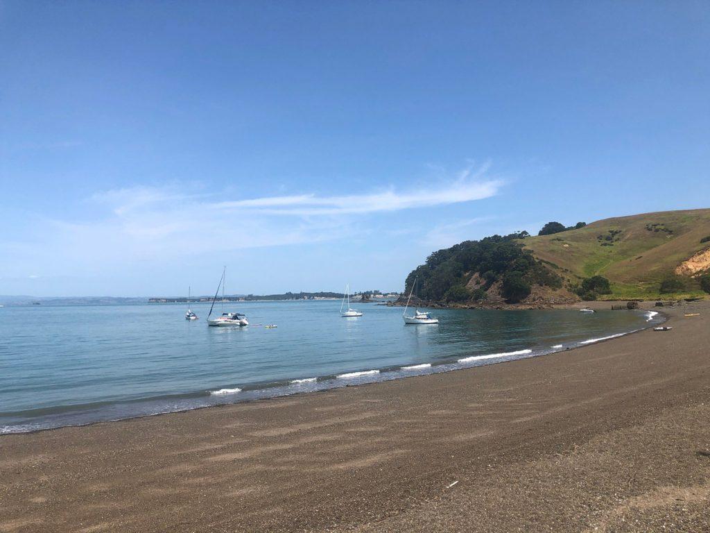 Motutapu Home Bay